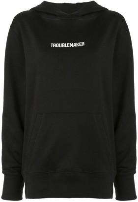 Boyarovskaya slogan hoodie