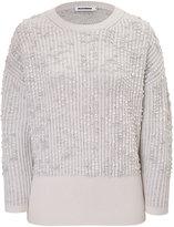 Jil Sander Cashmere-Mix Sweatshirt