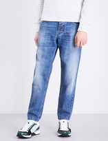 Ami Alexandre Mattiussi Regular-fit tapered jeans
