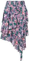 Etoile Isabel Marant Jeezon floral print skirt