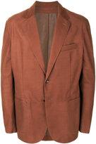 Ermenegildo Zegna buttoned blazer
