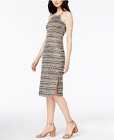 Bar III Marled Knit Dress, Created for Macy's