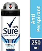 Sure For Men Williams Apa 250ml