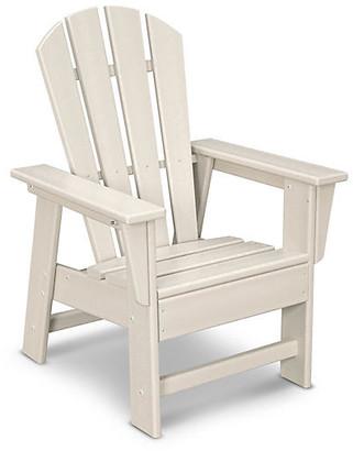 One Kings Lane Kids' Adirondack Chair - Sand