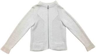 Hermes Grey Wool Knitwear for Women