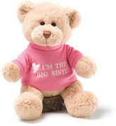Gund Im The Big Sister Bear Plush