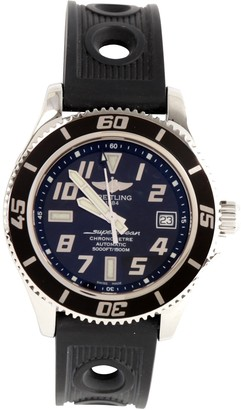 Breitling Men's Automatic Watch Large Super Ocean 42Analog Rubber A1736402/BA28/202s