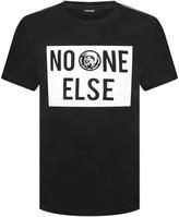 Diesel Boys Black No-One Else Taduc Top