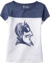 Old Navy Women's Color-Blocked College Team Tees