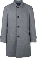 Brunello Cucinelli cashmere classic reversible coat