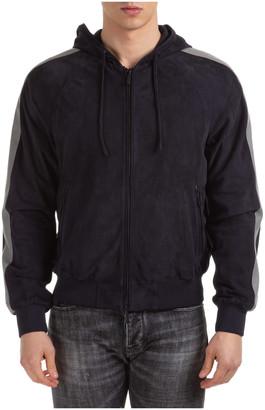 Emporio Armani Epicentro Leather Jackets
