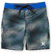 Hurley Little Boys 4-7 Dotted Board Shorts