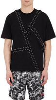 Hood by Air Men's Frankenstein T-Shirt-BLACK
