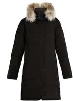 Canada Goose Shelburne fur-trimmed down parka