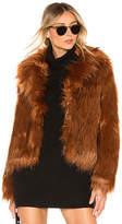 BB Dakota Penny Lane Faux Fur Jacket