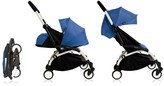 BABYZEN Complete New YOYO+ Convertible Stroller 0-5 years, White Frame