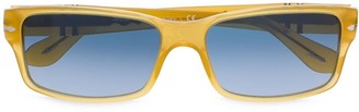 Persol Tinted Square-Frame Sunglasses