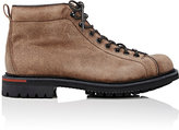 Church's Men's Lace-Up Boots-BROWN