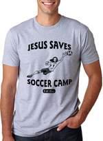 Crazy Dog T-shirts Crazy Dog Thirt Jeuaveoccer Goalie Thirt Funny Religionport Tee