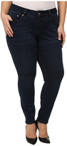 Jag Jeans Plus Size Westlake Skinny in Indigo Steel Republic Denim