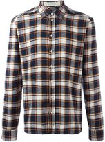 Faith Connexion plaid button down shirt - men - Cotton - S