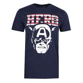 Marvel Men's Hero T Shirt XXL,XX (Size:)