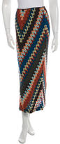 Missoni Midi Knit Skirt