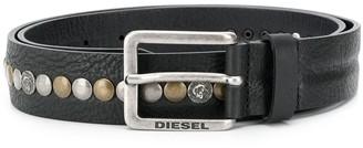 Diesel Studded Belt