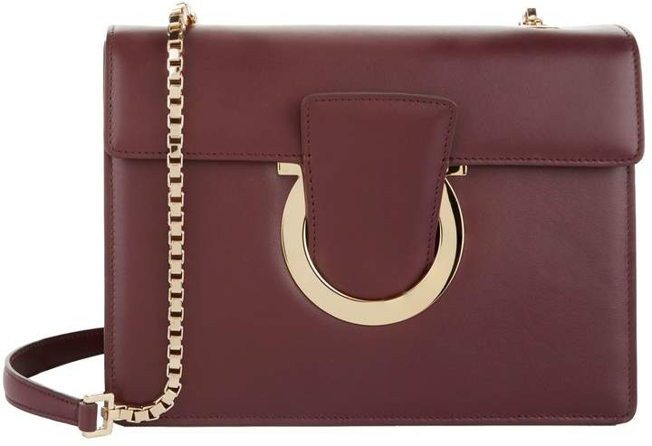Salvatore Ferragamo Medium Thalia Shoulder Bag