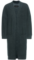By Malene Birger Rinorra Wool And Mohair-blend Cardigan