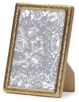 AERIN Hammered Brass Frame