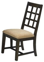 Progressive Casual Traditions Dining Chair - Walnut (Set Of 2)