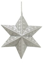 """Three Hands Metal Star With Light (14"""")"""