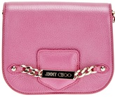 Jimmy Choo chain shoulder bag