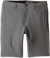 Volcom Frickin SNT Static Shorts (Big Kids)
