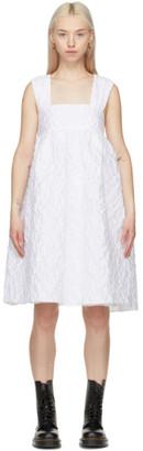 Cecilie Bahnsen SSENSE Exclusive White Pandora Dress