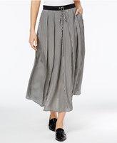 Max Mara Odette Printed Midi Skirt