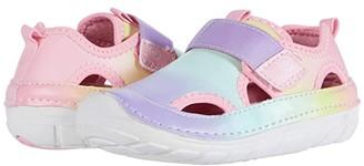 Stride Rite SM Splash (Infant/Toddler) (Rainbow Multi) Girl's Shoes