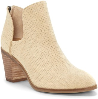 Lucky Brand Powe Leather Bootie