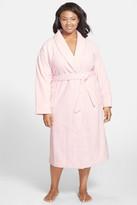 Nordstrom Terry Velour Robe (Plus Size)