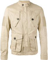 DSQUARED2 flap pocket jacket