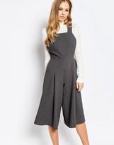 Love Tailored Culotte Jumpsuit