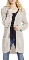 Jessica Simpson Moonlight Long Sleeve Open Front Cardigan