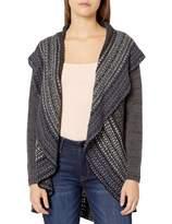 Angie Women's Shawl Collar Sweater Cardigan