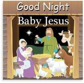 Bed Bath & Beyond Good Night Board Books in Baby Jesus