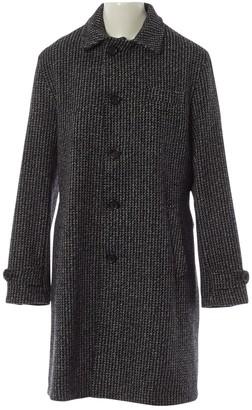 Oliver Spencer Black Wool Coats