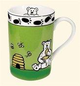 Konitz Caunitz Animal Stories Bear mug 111 003 0862 (japan import)