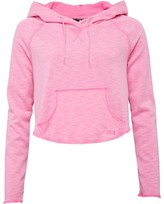 Under Armour Womens Rollick French Terry Hoody Pink