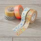 Bright Washi Tape Rolls (Set of 5)