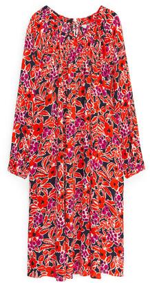 Arket Wide Fluid Dress